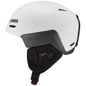 UVEX jimm octo+ - Casque - gris/blanc